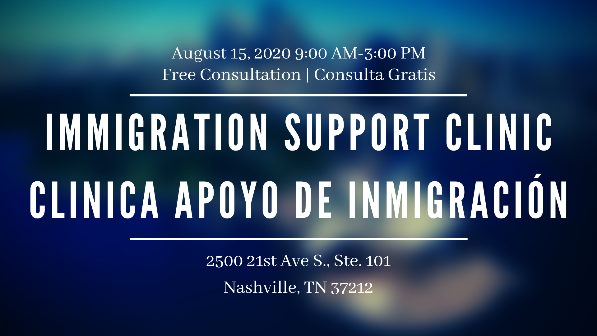 Immigration Support Clinic, Cobb Law Group, LP